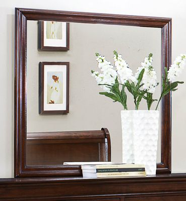 Mirror - Mayville Collection - Cherry