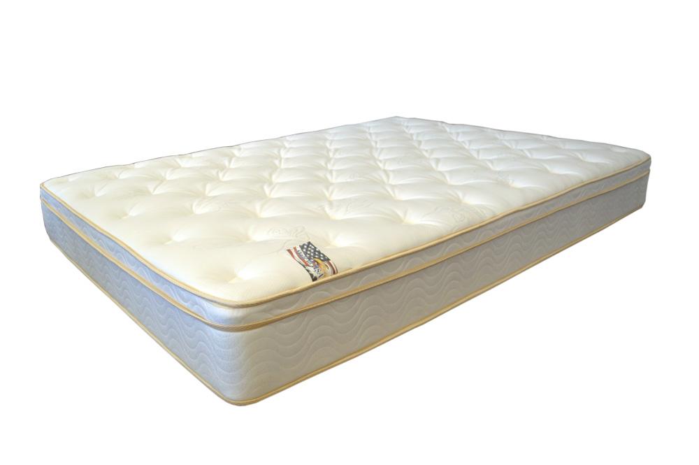 Venetian Pillow Top Mattress Art of Furnishing