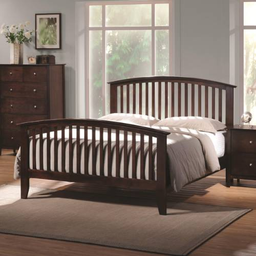 Queen Bed Frame  - Tia Collection