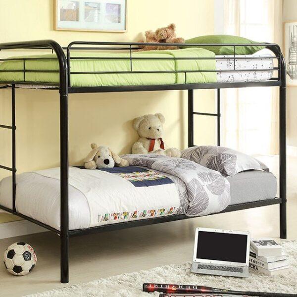 CM-BK1032-BK Bunk Bed