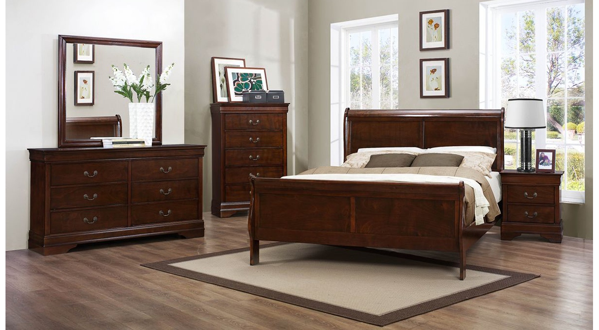 Mayville Collection - Cherry- 2147