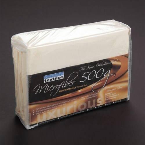 500G Microfiber Sheet Set 2